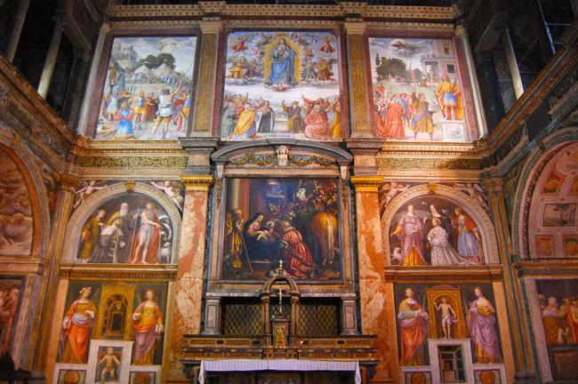 Cappella-Sistina-Lombarda-Tramezzo