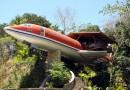 Costa Rica: l'incredibile hotel all'interno di un boeing 727