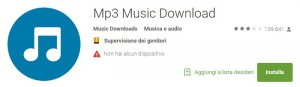 scaricare musica con mp3 music download