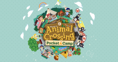animal crossing pocket camp logo