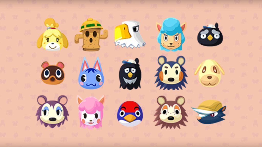 animal crossing animali