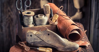 il mestiere del calzolaio