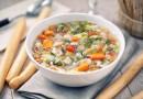Come rendere più gustosa la minestra di verdure
