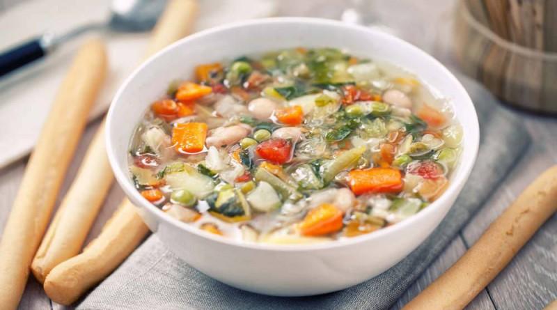 minestra di verdure