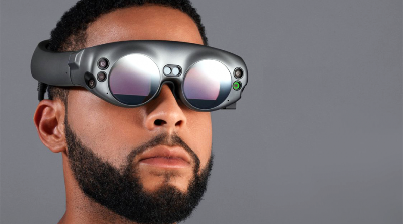 Visore Magic Leap