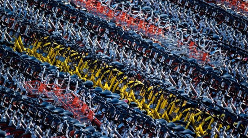 bike sharing cinese