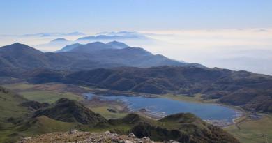 Il percorso quasi sconosciuto dei Monti del Matese, fra Campania e Molise