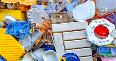 il problema della plastica