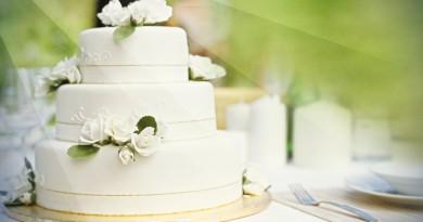 Torta nuziale fai da te