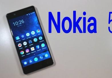 Nokia 5: uno smartphone di fascia media dalle ottime caratteristiche