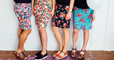 scarpe da donna con tacco basso