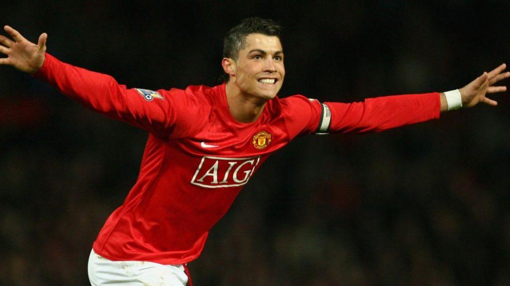 Cristiano Ronaldo United
