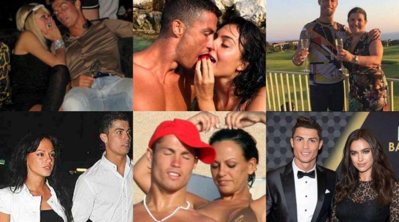 Cristiano Ronaldo fidanzate