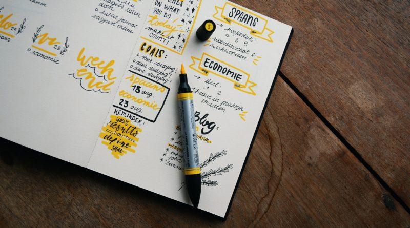 Bullet Journal: il metodo creativo per organizzare i tuoi impegni