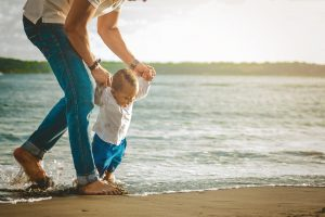 Protezione bambino sole